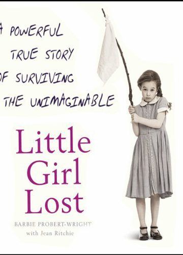 Little Girl Lost by Barbie Probert-Wright